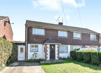 Thumbnail 3 bed semi-detached house to rent in Bracknell Road, Camberley