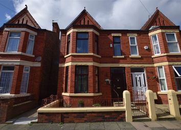 Thumbnail 4 bed semi-detached house for sale in Kirkland Avenue, Tranmere, Merseyside