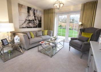 Thumbnail 4 bedroom detached house for sale in Off Magdalene Drive, Mickleover, Derby