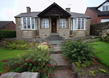 Thumbnail 3 bed detached bungalow for sale in Froghall Road, Ipstones, Staffordshire