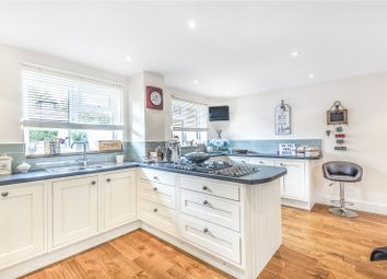 Thumbnail 3 bed semi-detached bungalow for sale in The Ridings, Addlestone, Surrey