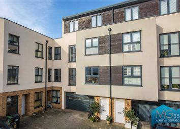 Thumbnail 3 bedroom terraced house for sale in Audora Court, The Campsbourne, Hornsey, London