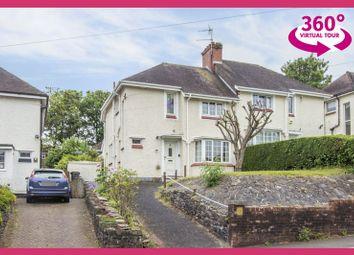 Thumbnail 3 bed semi-detached house for sale in Allt-Yr-Yn Road, Newport