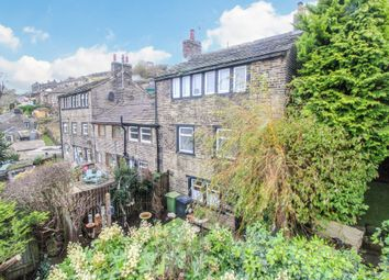Thumbnail 2 bed terraced house for sale in Underbank Old Road, Holmfirth