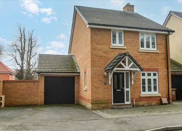 Thumbnail Detached house for sale in Longwood Copse Lane, Basingstoke, Hampshire