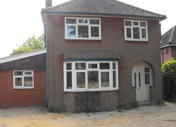 Thumbnail 5 bed property to rent in Christchurch Road, Norwich