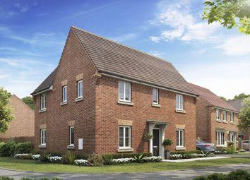 "Thumbnail 3 bed detached house for sale in ""Washford"" at Barnett Road, Steventon, Abingdon"
