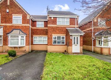 Thumbnail 3 bedroom semi-detached house for sale in Marlowe Drive, West Derby, Liverpool