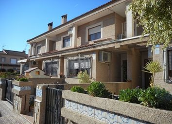 Thumbnail 3 bed town house for sale in Spain, Valencia, Alicante, Jacarilla