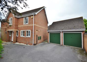 Thumbnail 4 bed detached house for sale in Orwell Drive, Didcot