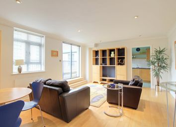 Thumbnail 1 bed flat to rent in Bridgewater Square, London