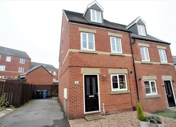 Thumbnail 4 bed semi-detached house for sale in Watkin Close, Darnall, Sheffield