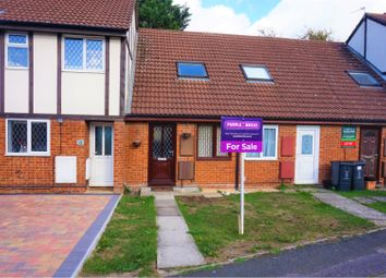 Thumbnail 1 bed terraced house for sale in Kestrel Drive, Swindon