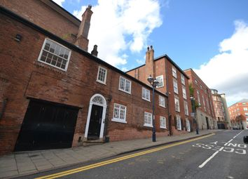 Thumbnail 3 bed flat to rent in Standard Hill, Nottingham