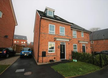 4 bed semi-detached house for sale in Whitewood Road, Worsley, Manchester M28