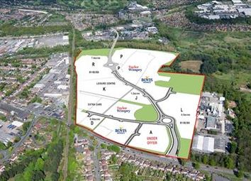 Thumbnail Land for sale in Silverwoods Park, Stourport Road, Kidderminster