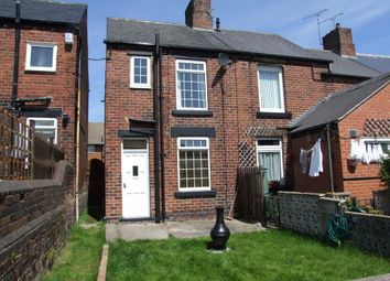 Thumbnail 2 bedroom end terrace house to rent in Stone Street, Mosborough, Sheffield