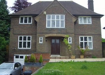 Thumbnail 4 bed detached house to rent in 58 Whitehill Avenue, Luton