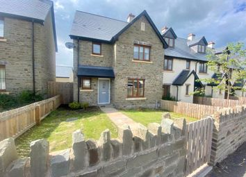 Thumbnail 3 bed semi-detached house for sale in Clos Castell, Llangynidr, Crickhowell