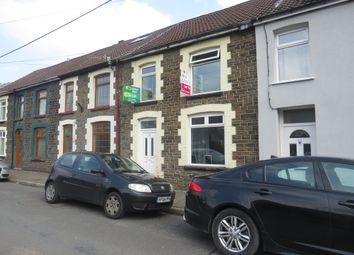 3 bed terraced house for sale in Lower Terrace, Stanleytown, Ferndale CF43