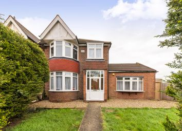 Thumbnail 4 bed semi-detached house for sale in Greystoke Park Terrace, London