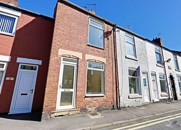 Thumbnail 2 bedroom terraced house to rent in Barlborough Road, Clowne, Chesterfield, Derbyshire
