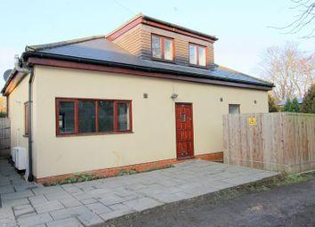 Thumbnail 4 bed detached bungalow for sale in St. James Road, Sutton