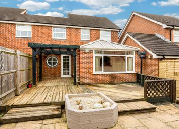 Thumbnail 3 bedroom semi-detached house to rent in Broadmeadow End, Thatcham