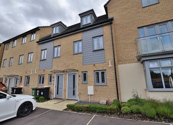 Thumbnail 3 bed terraced house for sale in Hazel Mead, Dunstable