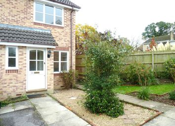Thumbnail 2 bed end terrace house to rent in Woodsage Drive, Gillingham
