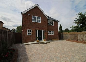 Thumbnail 4 bed detached house for sale in North Street, Winkfield, Windsor, Berkshire