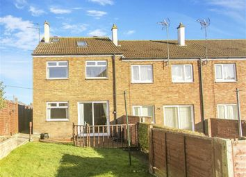 Thumbnail 3 bed terraced house for sale in Cornhill Estate, Alnwick, Northumberland