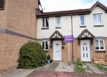 Thumbnail 2 bed terraced house for sale in Oakridge Close, Gloucester