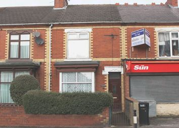 Thumbnail 3 bed terraced house for sale in Moss Road, Askern