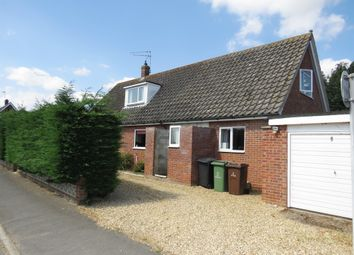 Thumbnail 4 bed bungalow for sale in Wensum Road, Lyng, Norwich