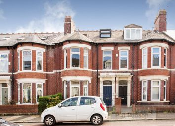 Thumbnail 3 bed flat for sale in Devonshire Place, Jesmond, Newcastle Upon Tyne
