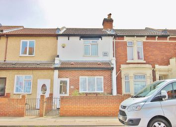 Thumbnail 3 bed terraced house for sale in New Road, Portsmouth