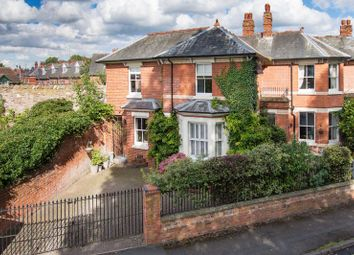 Thumbnail 4 bed semi-detached house for sale in Spacious 4 Bedroom Family Home, Cantilupe Street, St. James, Hereford