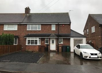 Thumbnail 2 bed semi-detached house for sale in Greenfield Drive, Linton