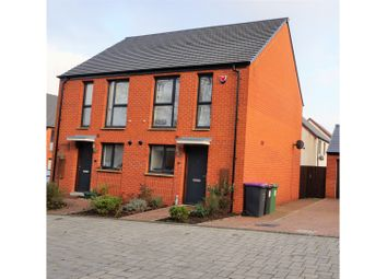 Thumbnail 2 bed semi-detached house for sale in Bolt Lane, Ketley Telford