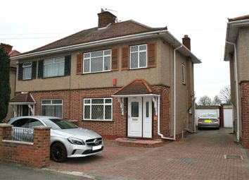 Thumbnail 3 bed semi-detached house for sale in Goshawk Gardens, Hayes