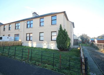 Thumbnail 3 bed flat for sale in 10 The Crescent, Gorebridge