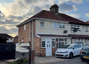 Thumbnail 3 bed semi-detached house for sale in Rutland Avenue, Slough
