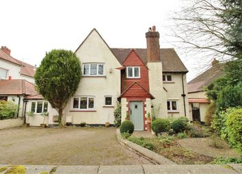 Thumbnail 4 bed detached house for sale in Ridgeway, Newport