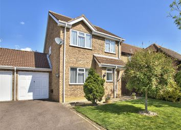 Thumbnail 3 bed detached house for sale in Sapley Road, Hartford, Huntingdon, Cambridgeshire