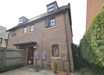 Thumbnail 2 bed maisonette to rent in Brenchley Mews, Charing, Ashford