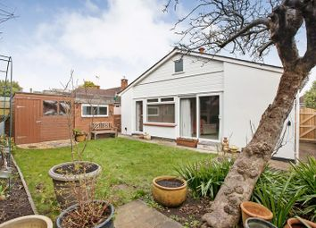 Thumbnail 2 bed detached bungalow for sale in Hulham Road, Exmouth