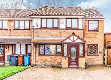 Thumbnail 4 bed semi-detached house for sale in Alders Court, Oldham, Greater Manchester, Lancashire