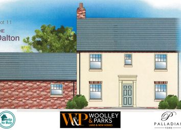 Thumbnail 4 bed semi-detached house for sale in Plot 11, Woldgate Pastures, East End, Kilham