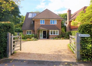 Thumbnail 5 bed detached house for sale in Waggoners Way, Grayshott